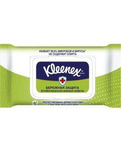 Buy Kleenex Wet wipes Antibacterial Mega Peck 40 pcs | Online Pharmacy | https://buy-pharm.com
