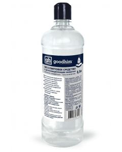 Buy Alcohol-free product with disinfectant effect GOODHIM UNIVERSAL Gel, 0.5 l | Online Pharmacy | https://buy-pharm.com