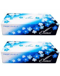 Buy 2-ply paper napkins - 2 pack, 200 pcs, ELLEMOI | Online Pharmacy | https://buy-pharm.com