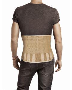 Buy TI-349: 32274: Orthopedic corset thoracolumbar-sacrum. PRR- 'Ecoten', gray, XL, 113-130 cm, B | Online Pharmacy | https://buy-pharm.com