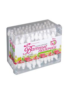 Buy Emelyan Savostin, children's cotton swabs with a stopper, 60 pcs | Online Pharmacy | https://buy-pharm.com