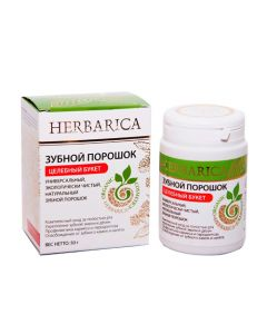 Buy Healing Bouquet Toothpowder, Herbarica Biobeauty 50 g | Online Pharmacy | https://buy-pharm.com