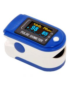 Buy Assorted products Finger pulse oximeter. Oximeter for measuring oxygen in blood | Online Pharmacy | https://buy-pharm.com