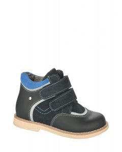 Buy Twiki boy boots, color: black and blue. TW-319-5. Size 21 | Online Pharmacy | https://buy-pharm.com