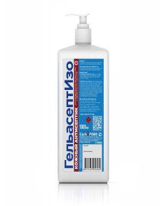 Buy Antiseptic GelAseptIso 1 liter with dispenser   Online Pharmacy   https://buy-pharm.com