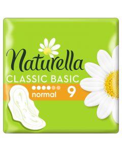 Buy Ladies' scented pads NATURELLA CLASSIC Basic Normal Single, 9 pcs. | Online Pharmacy | https://buy-pharm.com