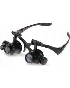 Buy TEWSON 9892G8KX headlamp binocular magnifier with illumination (2 LED) | Online Pharmacy | https://buy-pharm.com