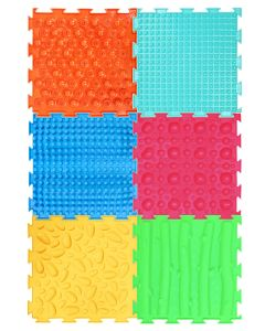 Buy Mix 6 - Orthodon massage mats (6 puzzles) | Online Pharmacy | https://buy-pharm.com