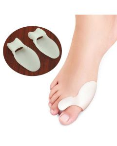 Buy 'Footmate' gel pads for big toes, white | Online Pharmacy | https://buy-pharm.com