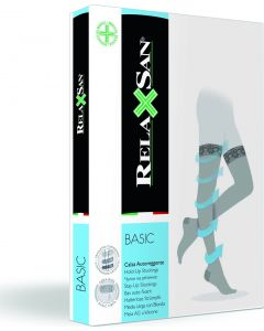 Buy Stockings Relaxsan 1st compression class Stay-up 140 den, nude color, size 2  | Online Pharmacy | https://buy-pharm.com