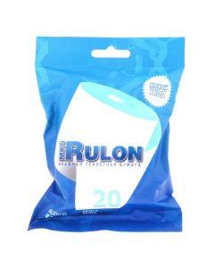 Buy Wet toilet paper MON RULON, 3 packs, 20 pcs | Online Pharmacy | https://buy-pharm.com