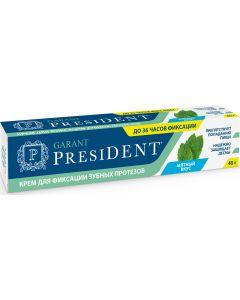 Buy President 'Garant' cream for fixing dentures, 40 ml | Online Pharmacy | https://buy-pharm.com