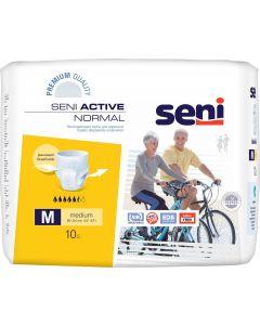 Buy eni Absorbent disposable panties for adults Seni Active Normal Medium 10 pcs | Online Pharmacy | https://buy-pharm.com