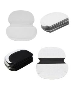 Buy NDCG set of anti-sweat and odor pads in two colors, white, black, size M, 40 pcs (20 pairs)   Online Pharmacy   https://buy-pharm.com