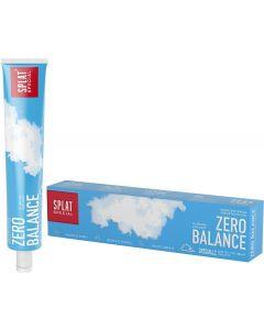 Buy Toothpaste Splat Special 'Zero Balance / Zero balance', hypoallergenic, 75 ml | Online Pharmacy | https://buy-pharm.com