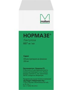 Buy Normase syrup 667 mg / ml fl. 200ml | Online Pharmacy | https://buy-pharm.com