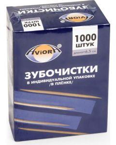 Buy Bamboo toothpicks in individual PP packaging, 1000 401-488 | Online Pharmacy | https://buy-pharm.com