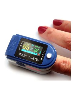 Buy Medical pulse oximeter (heart rate monitor) for measuring oxygen in the blood (oximeter) + 2 batteries as a gift   Online Pharmacy   https://buy-pharm.com