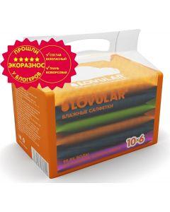 Buy Lovular wet wipes, 6 х 10 pcs | Online Pharmacy | https://buy-pharm.com