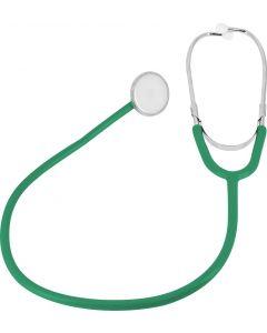 Buy Amrus stethoscope 04-AM300 Nursing 1-sided flat head aluminum GR green | Online Pharmacy | https://buy-pharm.com