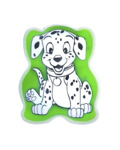 Buy Small salt hot water bottle (Dalmatian) | Online Pharmacy | https://buy-pharm.com