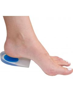 Buy Silicone heel pad with rim Gess Anti Pain Heel M, GESS-038 M | Online Pharmacy | https://buy-pharm.com