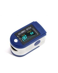 Buy HomeStore Finger pulse oximeter with LCD display JZK-302 | Online Pharmacy | https://buy-pharm.com