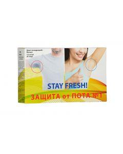 Buy Stay Fresh pads for clothes (white) | Online Pharmacy | https://buy-pharm.com