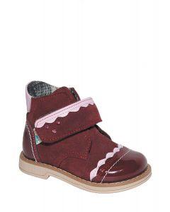 Buy Girls Twiki boots, color: burgundy. TW-324-3. Size 17 | Online Pharmacy | https://buy-pharm.com