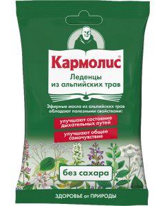 Buy Alpine herb lollipops 'Karmolis', sugar free, 75 g   Online Pharmacy   https://buy-pharm.com