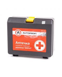 Buy Autoprofi first aid kit plastic case MED-100 | Online Pharmacy | https://buy-pharm.com