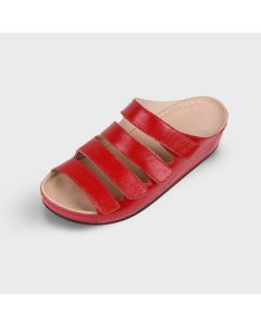Buy Women's clogs Luomma, color: red. LM-503.017. Size 42 | Online Pharmacy | https://buy-pharm.com