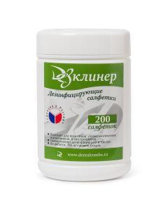 Buy Disinfection wipes Dezkliner 200 pcs. | Online Pharmacy | https://buy-pharm.com