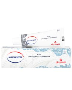Buy Candiderm cream for outside prim tube 15g | Online Pharmacy | https://buy-pharm.com