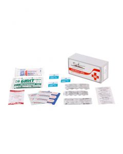 Buy Universal individual first-aid kit with medicines Airline (AM-06) | Online Pharmacy | https://buy-pharm.com