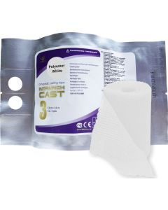 Buy Polymer bandage Intrarich IR-0031, rigid Cast, white, 7.5 cm x 3.6 m   Online Pharmacy   https://buy-pharm.com