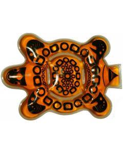 Buy Salt hot water bottle Torg Lines 'Turtle', color orange | Online Pharmacy | https://buy-pharm.com