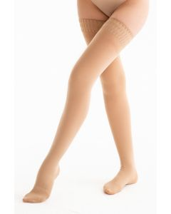 Buy Anti-embolic Solidea Anti-Trombo (hospital) stockings for surgery and childbirth, 1 compression class, size M, beige (Natur) | Online Pharmacy | https://buy-pharm.com