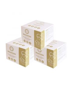 Buy MEGAPAK Absorbent pads for bra Inseense disposable 30 pcs Ins30pdgM (3pack) | Online Pharmacy | https://buy-pharm.com