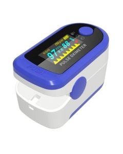 Buy Pulse oximeter (oximeter) digital for finger Aiqura AD805 with batteries | Online Pharmacy | https://buy-pharm.com