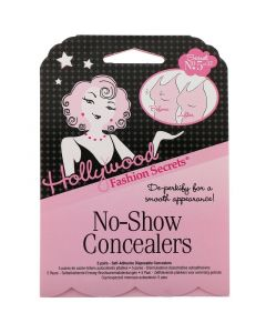 Buy Hollywood Fashion Secrets, No-Show, Conceal Liners, 5 pairs   Online Pharmacy   https://buy-pharm.com