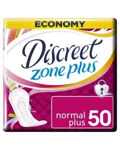 Buy Discreet Panty liners Normal Plus, 50 pcs | Online Pharmacy | https://buy-pharm.com
