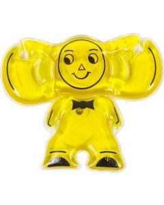 Buy Salt hot water bottle Torg Lines Cheburashka, yellow | Online Pharmacy | https://buy-pharm.com