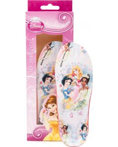 Buy Anatomical (3D) all-season children's insole Bergal Disney Princess 34 | Online Pharmacy | https://buy-pharm.com