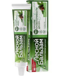 Buy Forest Balsam toothpaste 'For bleeding gums', 50 ml | Online Pharmacy | https://buy-pharm.com