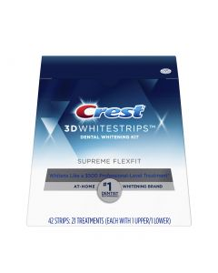 Buy Teeth whitening strips Crest Supreme FlexFit | Online Pharmacy | https://buy-pharm.com