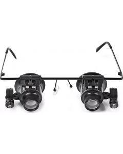 Buy TEWSON MG9892A-II headlamp binocular magnifier with illumination (2 LED) | Online Pharmacy | https://buy-pharm.com