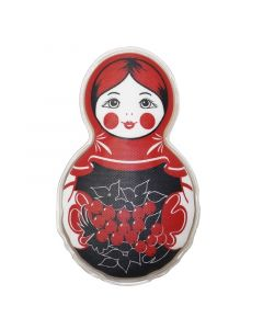 Buy Small salt hot water bottle (Matryoshka) | Online Pharmacy | https://buy-pharm.com