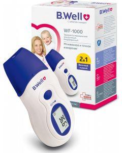 Buy Infrared thermometer B.Well WF-1000 frontal / ear | Online Pharmacy | https://buy-pharm.com