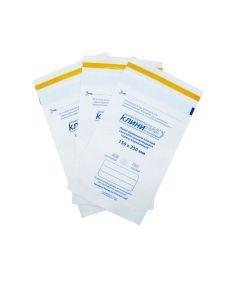 Buy Heat sealable paper bags Klinipak 150mm x 250mm white | Online Pharmacy | https://buy-pharm.com